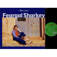FEARGAL SHARKEY More Love +2(Virgin) Germany 1988 12