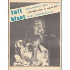 FULL BLAST Issue #1 1979 (USA)