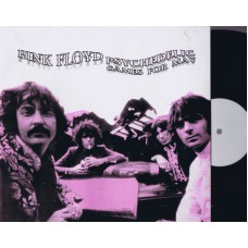 PINK FLOYD Psychedelic Games For May (Snap 001) 1967 Demos LP