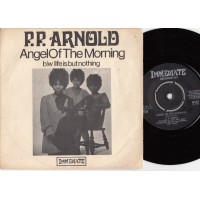 P.P. ARNOLD Angel Of The Morning / Life Is But Nothing (Immediate 067) Sweden 1968 PS 45