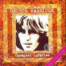 GEORGE HARRISON Shanghai Surprise (The Lost Tapes) Russia 2004 CD