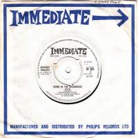 GREGORY PHILLIPS Down In The Boondocks (Immediate 004) UK 1965 45