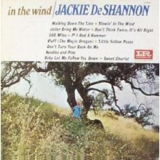 JACKIE DESHANNON In The Wind (Imperial) USA 1965 LP