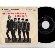 JOHNNY KENDALL AND THE HERALDS St.James Infirmary (RCA) Holland
