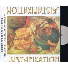 Various JUSTAFIXATION PART II 1967-1968 (Funny 3) UK LP