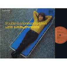 LEE HAZLEWOOD Trouble Is A Lonesome Town (RCA LSP 10359) Germany 1969 LP