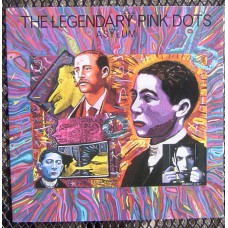 LEGENDARY PINKDOTS Asylum (Double LP)