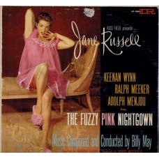 FUZZY PINK NIGHTGOWN, THE Soundtrack (Imperial) USA 1957 LP