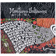 Various MARIJUANA UNKNOWNS (Stoned) USA LP