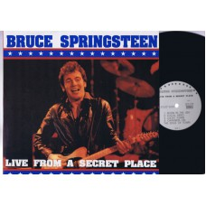 BRUCE SPRINGSTEEN Live From A Secret Place(Main Event) 2LP-Set