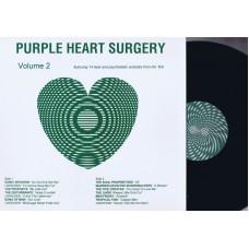 Various PURPLE HEART SURGERY Vol.2 (Modern MOD2) UK 1996 LP