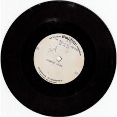 MURRAY HEAD Bells Of Rhymney (Emidisc) UK one sided 1965 Acetate