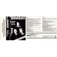 NOMADS Stagger In The Snow (No Label) Sweden 1984 MC only