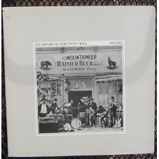Various THE HISTORY OF NORTHWEST ROCK Vol.1 (LP)