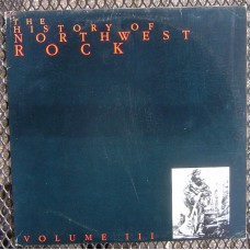 Various THE HISTORY OF NORTHWEST ROCK Vol.3 (LP)