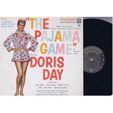 DORIS DAY The Pajama Game Soundtrack (Columbia) USA 1957 LP