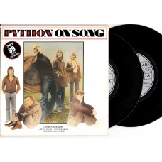 MONTHY PYTHON Python On Song (Charisma) UK PS 2-45 Set