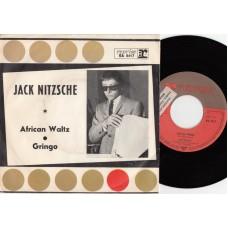 JACK NITZSCHE African Waltz / Gringo (Reprise RA 0417) Germany 1965 PS 45