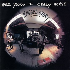 NEIL YOUNG +CRAZY HORSE Ragged Glory (Reprise) Germany CD