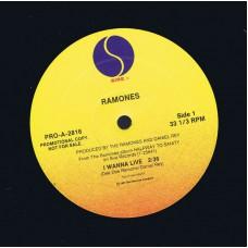 "RAMONES I Wanna Live (Sire) USA 1987 promo 12"""