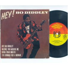 BO DIDDLEY Hey! EP (PYE International) UK PS EP
