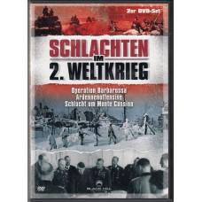SCHLACHTEN DER 2.WELTKRIEG (Black Hill) Germany 2 DVD Set