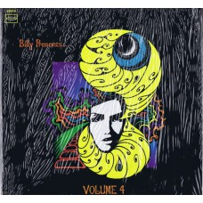 Various PSYCHEDELIC UNKNOWNS Vol.04 (Scrap 4) USA 1982 LP