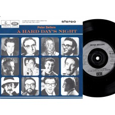 PETER SELLERS A Hard Days Night EP (EMI) UK 1993 release of 1965 recording PS EP