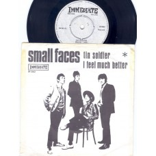 SMALL FACES Tin Soldier (Immediate) Holland PS 45