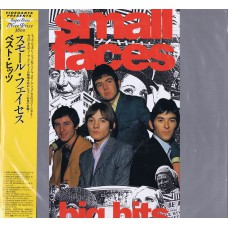 SMALL FACES Big Hits (Videoarts VALZ 5089) Japan 1991 Laserdisc