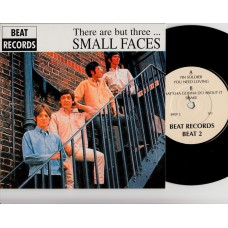 SMALL FACES There Are but Three.. (Beat) UK PS EP