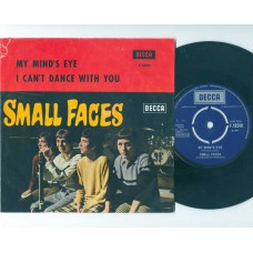 SMALL FACES My Mind's Eye (Decca) Holland PS 45