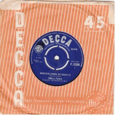 SMALL FACES Whatcha Gonna Do About It (Decca) UK 1965 45