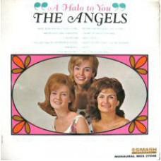 ANGELS A Halo To You (Smash 27048) USA 1964 Mono LP