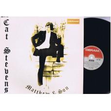 CAT STEVENS Matthew & Son (Deram SML 1004) UK 1967 LP (stereo)