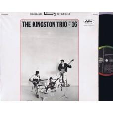 KINGSTON TRIO #16 (Capitol ST 1871) Germany 1963 LP