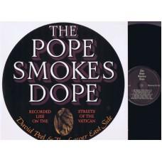DAVID PEEL & THE LOWER EAST SIDE The Pope Smokes Dope (Runaway ST 890) UK re. LP