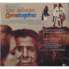 COME TOGETHER Soundtrack (Apple) USA 1971 LP