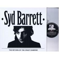 SYD BARRETT The Return Of The Crazy Diamond (SYD) UK LP