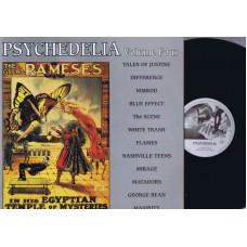 Various PSYCHEDELIA VOL.4 (Tiny Alice) UK 1996 LP