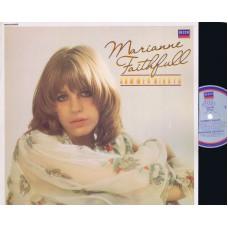 MARIANNE FAITHFULL Summer Nights (Decca) UK 1983 Comp. LP