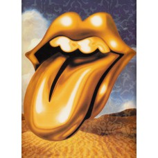 ROLLING STONES Programme 1997/98 Tour (Bridges To Babylon) USA 1