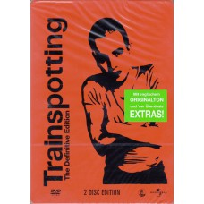 TRAINSPOTTING The Definitive Edition (Universal) Germany 2DVD's