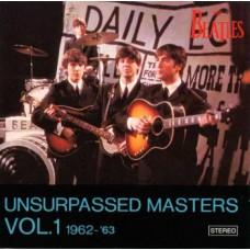 BEATLES Unsurpassed Masters Vol.01 (Unique Tracks) EEC 1990 CD