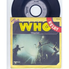 WHO,THE Relay / Waspman (Track 2094 106) Germany 1973 PS 45