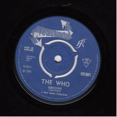 WHO,THE Substitute / Instant Party (Circles) (Reaction 591001) UK 1966 45